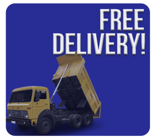 Free Delivery CTA