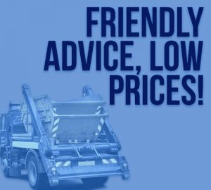 Low Prices and Friendly Advice CTA
