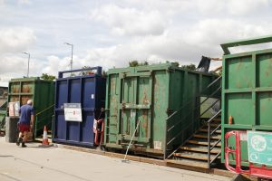Recycling Centre in Chelmsford, Essex
